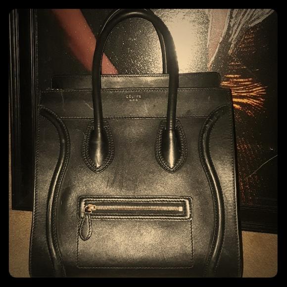 Celine Handbags - Authentic celine bag,